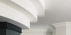stuckaturen aus gips oder zement swiss stuck. Black Bedroom Furniture Sets. Home Design Ideas