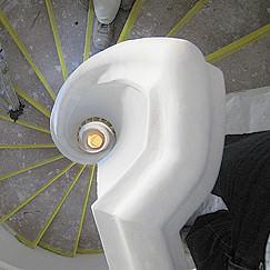 stuck-treppe
